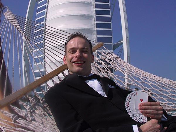 Philip in Dubai